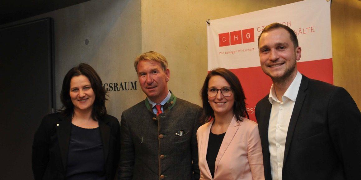 Eröffnung Niederlassung in St. Johann