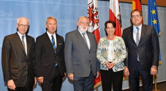 Empfang des Honorarkonsuls zum Tag der Deutschen Einheit 2018
