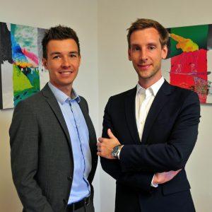 Arnold Autengruber und Daniel Tamerl als neue Anwälte bei CHG