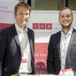 CHG präsentiert sich beim Exporttag 2019 der Wirtschaftskammer Tirol