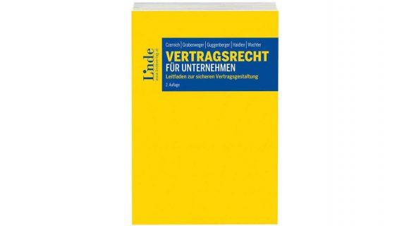 Neuauflage: Vertragsrecht für Unternehmen.