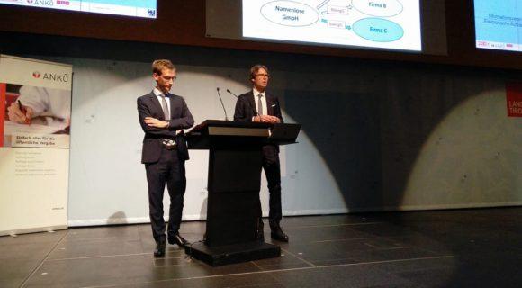 Elektronische Auftragsvergaben im Land Tirol