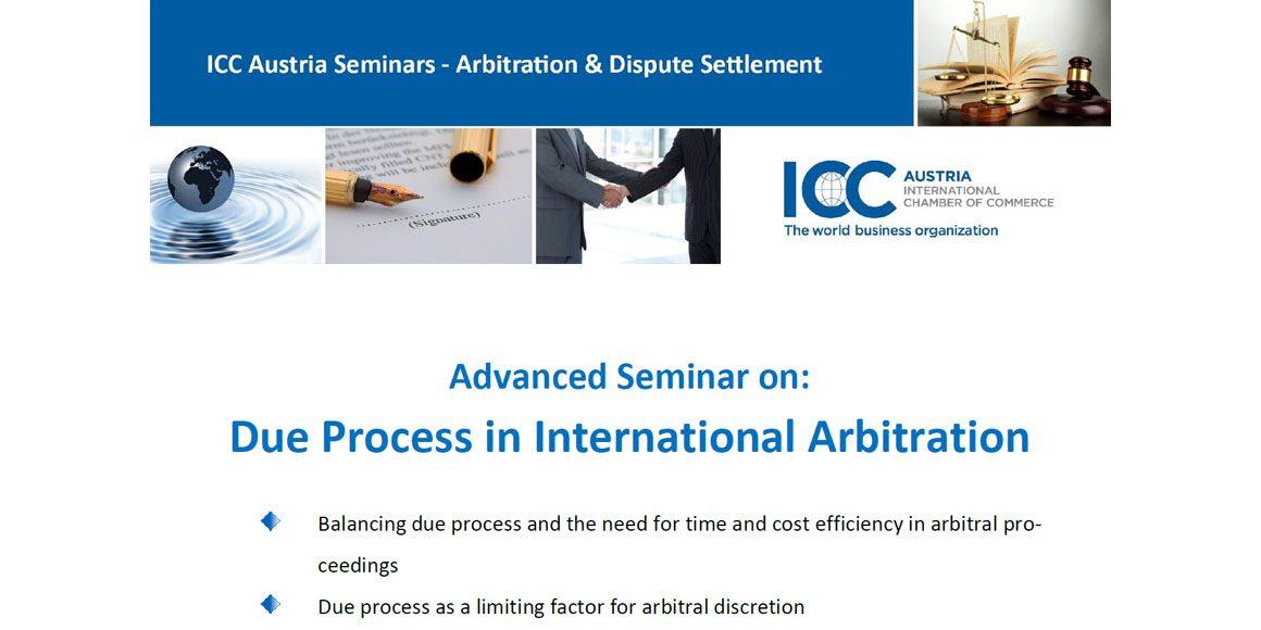 Vorschau ICC Austria Seminar