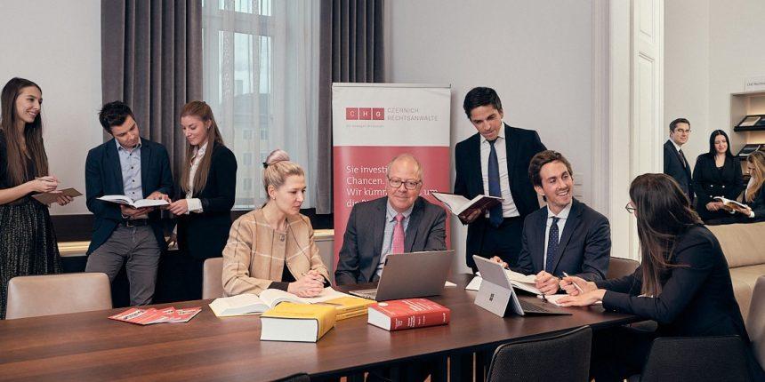 CHG-Newsletter Business Law
