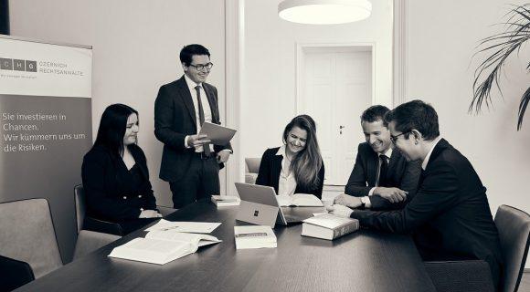 Dritte Ausgabe des Newsletter Business Law erscheinen