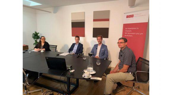 """Nachlese zur Veranstaltung """"Die Zukunft der Energieversorgung? Erneuerbare-Energie-Gemeinschaften in Österreich"""