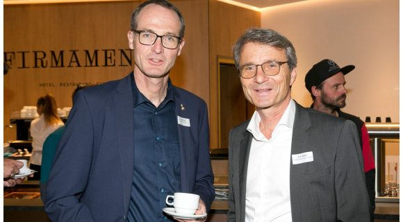 CHG-Anwalt Christoph Haidlen auf der Vorarlberger Seilbahntagung